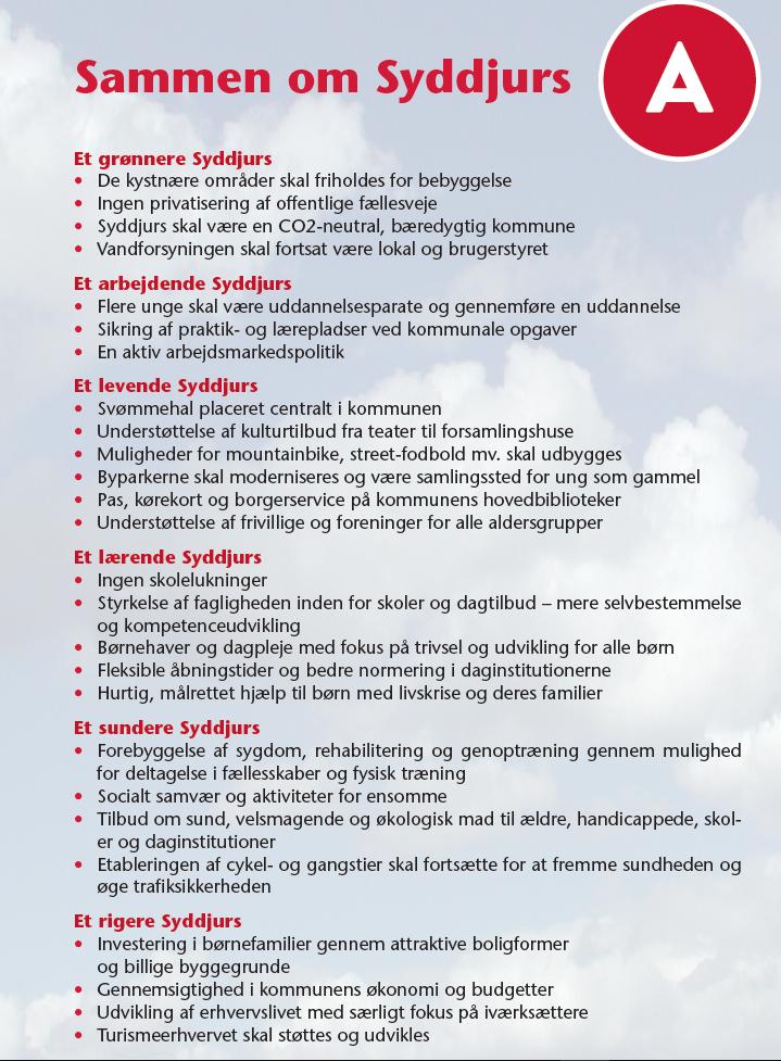 Socialdemokraterne i Syddjurs