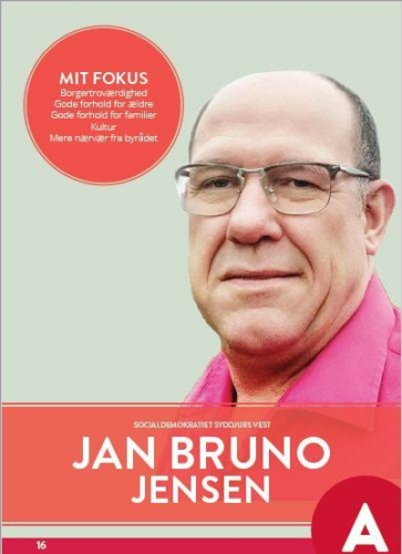 Jan Bruno Jensen folder