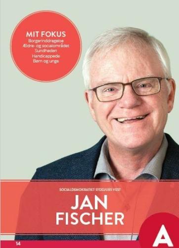 Jan Fischer forlder