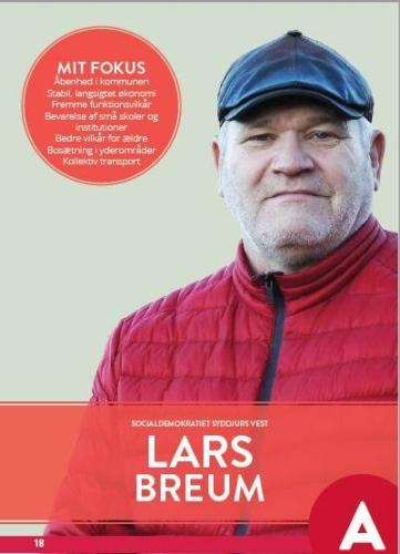 Lars Breum folder