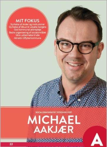 Michael Aakjaer folder
