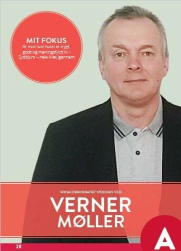 Verner Møller folder
